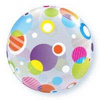 Polka Dots & Dots - Bubble Balloon
