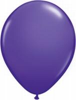 Q11 Inch Fashion - Purple Violet 100ct