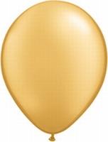 Q11 Inch Metallic - Gold 100ct