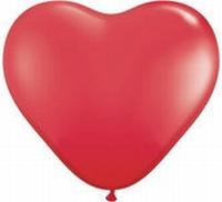 Q3ft Heart  Standard - Red  1