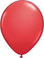 Q16 Inch  Standard - Red 50ct