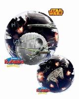 Star Wars Death Star Double Bubble