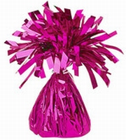 Magenta Tassle Weight