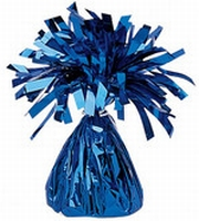 Royal Blue Tassle Weight