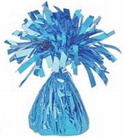 Light Blue Tassle Weight