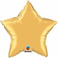 20 Inch Gold Star Foil