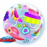 22 Inch Shopping Spree Bubble Balloon