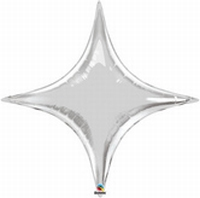 40 Inch Starpoint - Silver