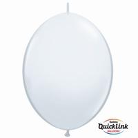 Quicklink 12 inch standaard  WHITE  1 X 50 stuks