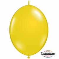 Quicklink 12 inch jewel YELLOW  1 X 50 stuks