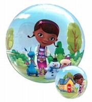 22 Inch Doc McStuffins Bubble Balloon