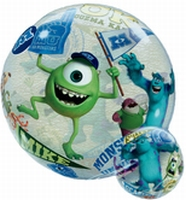 22 Inch Monsters University Bubble Balloon