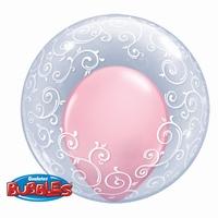 24 Inch Fancy Filigree Deco Bubble
