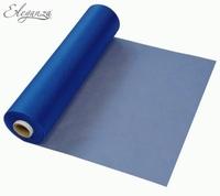 Eleganza Soft Sheer Organza 29cm x 25m No.19 Navy Blue