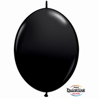 Quicklink 6 inch fashion ONYX BLACK  1 X 50 stuks