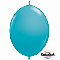 Quicklink 6 inch fashion TROPICAL TEAL  1 X 50 stuks