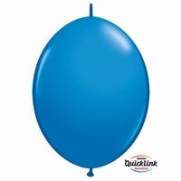 Quicklink 6 inch standaard DARK BLUE  1 X 50 stuks