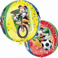 Mickey Mouse Orbz Foil Balloon