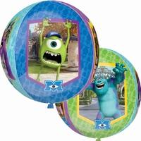 Monsters University Orbz Foil Balloon