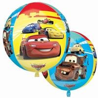 Cars Orbz Foil Balloon