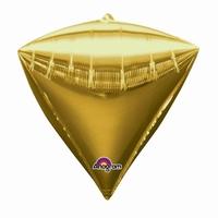 Gold Colour Diamondz 3 stuks