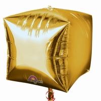 Gold Colour Cubez 3 stuks