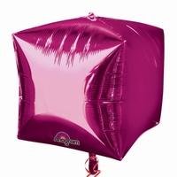 Bright Pink Colour Cubez 3 stuks