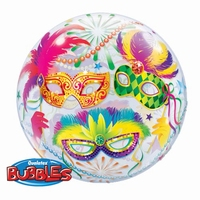 22 Inch Masquerade Single Bubble