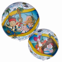 22 Inch Jake And The Neverland Pirate Bubble