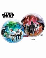 22 Inch Star Wars Single Bubble Balloon