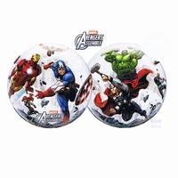 22 Inch Avengers Assemble Single Bubble Balloon