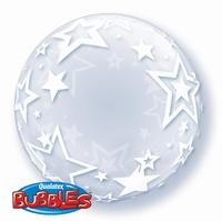 24 Inch Stylish Stars Deco Bubbles