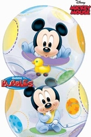 Baby Mickey Single Bubble
