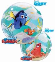 Disney Finding Dory Single Bubble Balloons