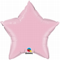 36 Inch Pearl Pink Star