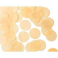 25mm IVORY Circular Tissue Confetti 100 gr