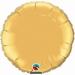 18 Inch  Metallic Gold Round Foil