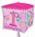 Sweet Girl 1st Birthday Cubz Foil Balloon
