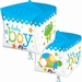 Sweet Baby Boy Block Cubez Foil Balloon