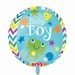 Baby Boy Orbz Foil Balloon